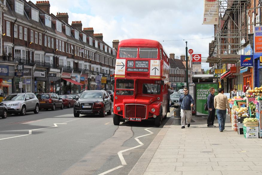 The Best Of Golders Green In Photos Hampstead Heaths