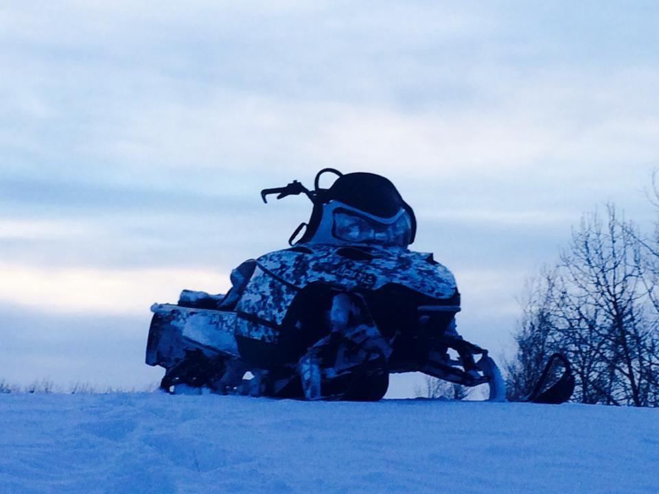 2013 RMK Snow Flap 600 800 SNOWMOBILE SNOWFLAP Plain ORANGE Polaris INDY