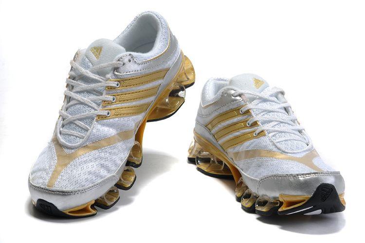 Adidas Titan Bounce Couple White Gold G12845