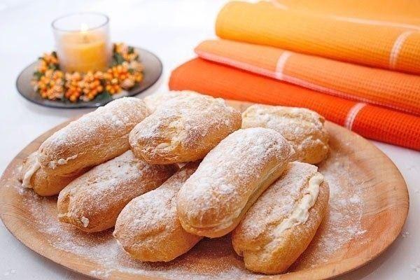кулинарные рецепты. эклеры