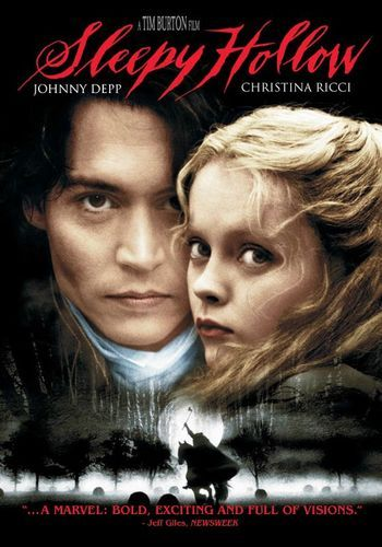 Sleepy Hollow [DVD] [1999] in 2019 | Products | Best horror
