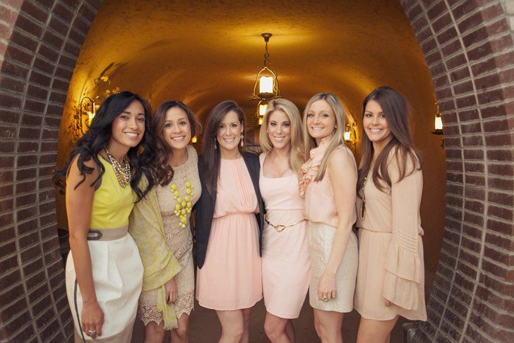 Pin for Later: Love Is Sweet Like Honey at This Bridal Shower  Source: Audra Wrisley Photography