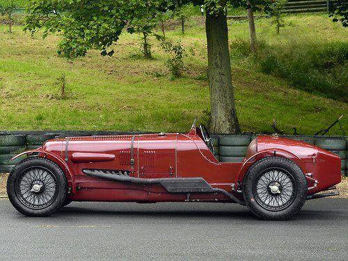 1929-30-Type Maserati V4 Sedici Cilindri By Hartley ...