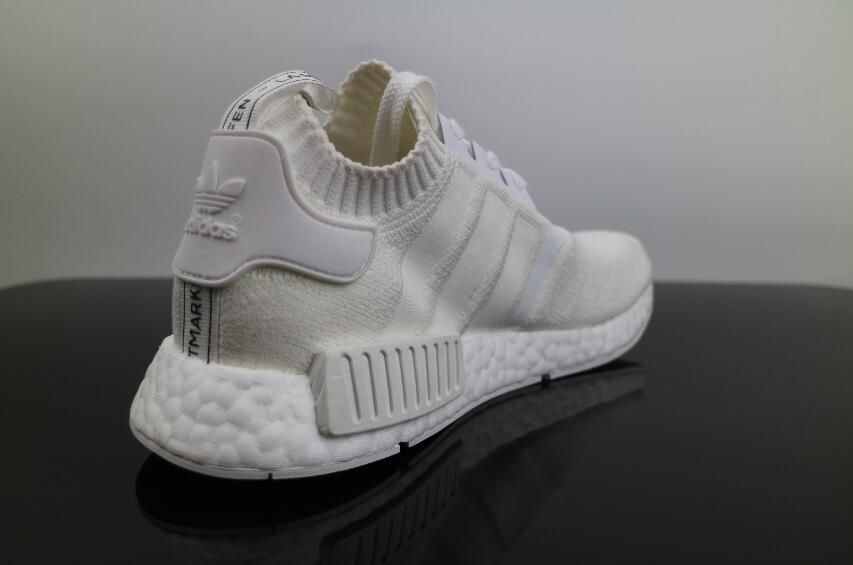 info for 1e163 0c69f Authentic Adidas NMD_R1 PK All White Japanese Real Boost ...