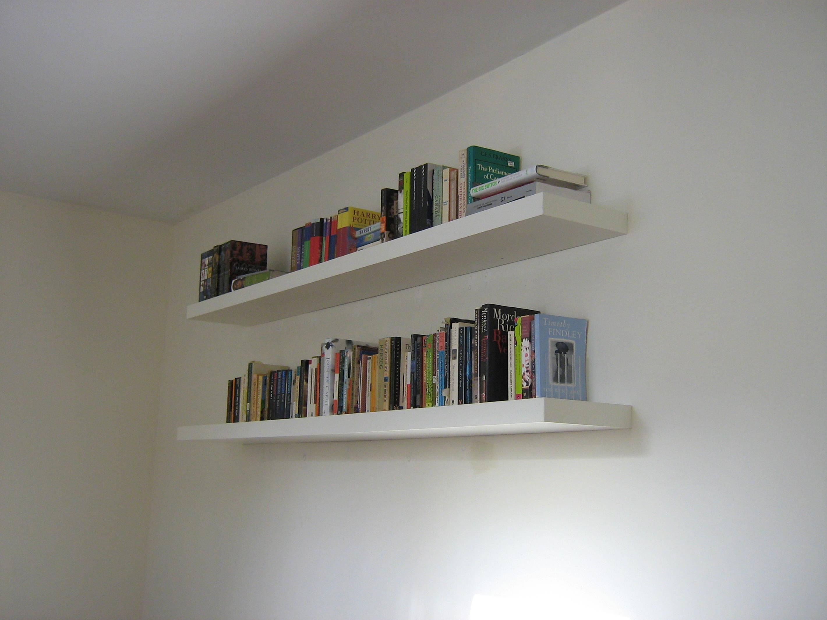 Best 30 Unique Cheap Ikea Floating Bookshelves Ideas