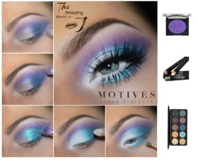Snow Queen Eye Makeup Get The Look 1 Apply Motives Eye Base To