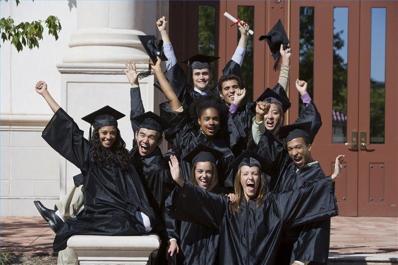 Vestidos para asistir a ceremonia de graduacion