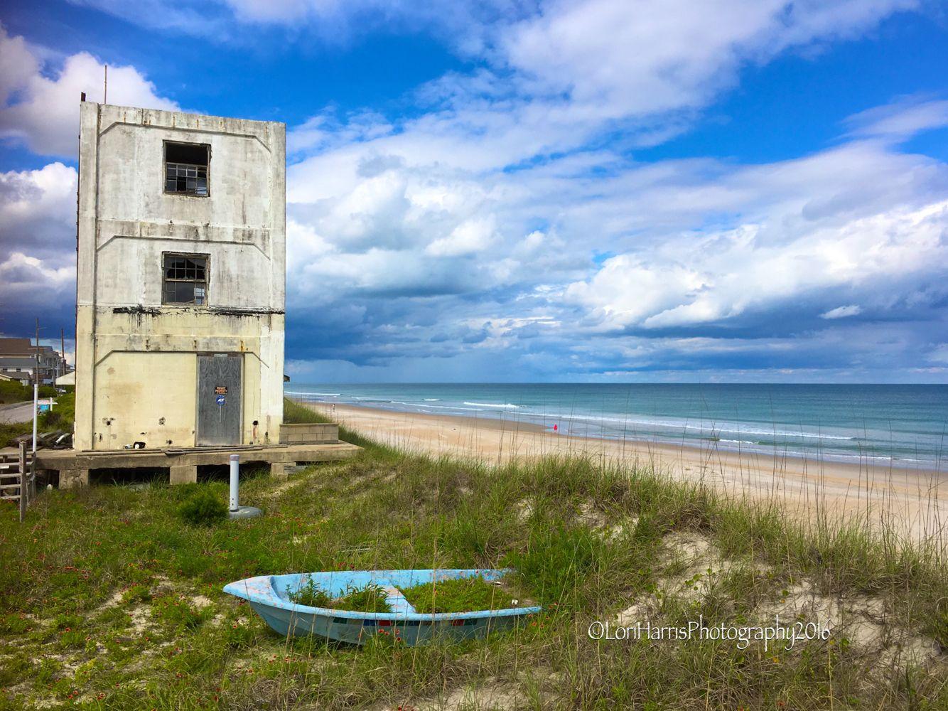 Topsail Blue III #LoriHarrisPhotography