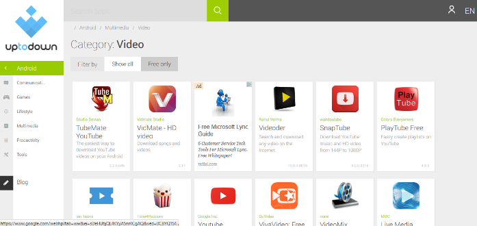 Vidmate Download App (Free) APK, PC, Android, iPhone (With
