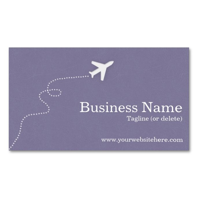 Modern And Simple Travel Business Cards Zazzle Com Printing Business Cards Business Travel Business