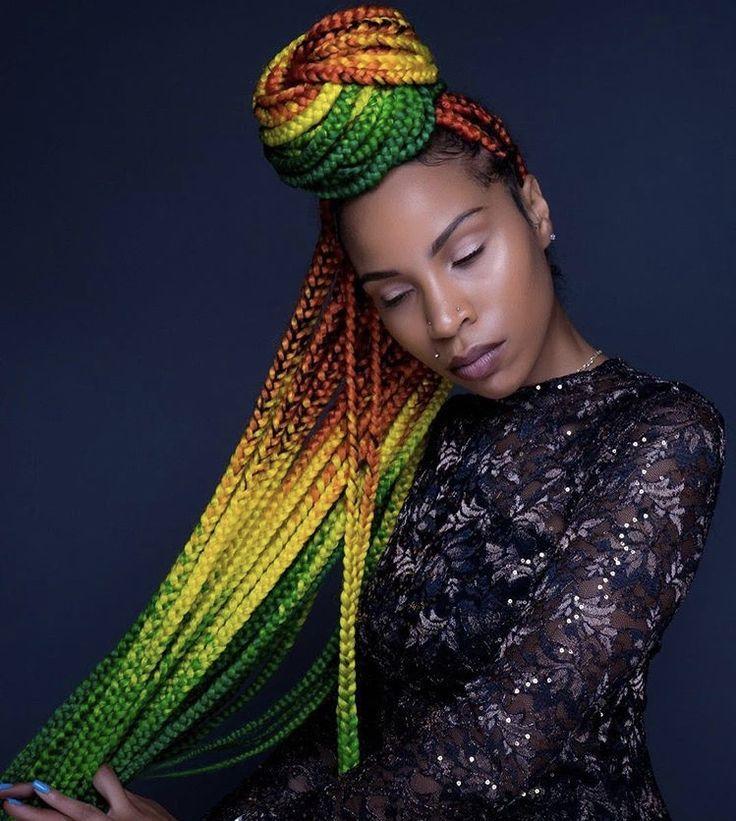 Rasta Braids Hairstyles: 50 Modern Wedding Hairstyle Ideas With Awesome Braids