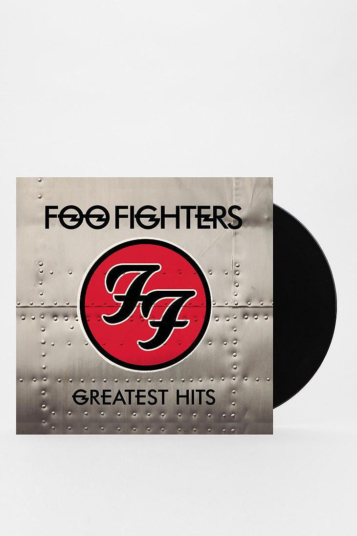 Foo Fighters - Greatest Hits 2XLP+MP3