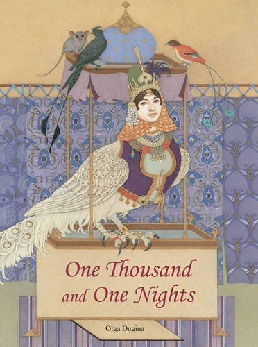 One Thousand and One Nights by C. J. Moore