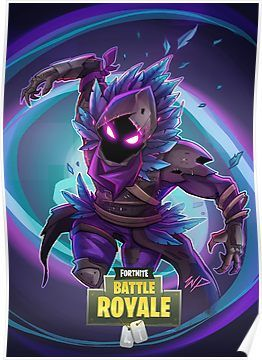 Raven Fortnite Wallpaper Iphone
