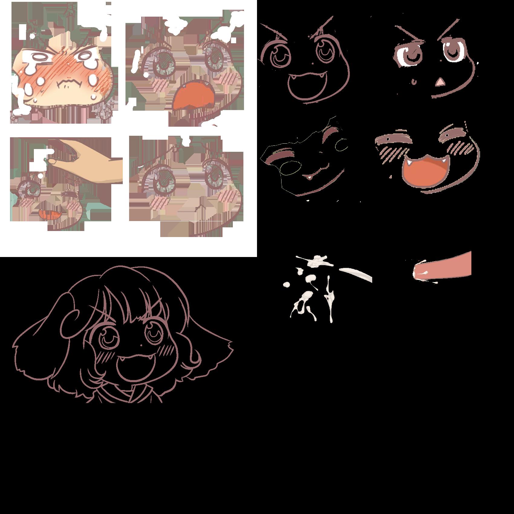 1435387521263 3 Png 1700 1700 Anime Drawings Tutorials Manga Drawing Tutorials Chibi Drawings