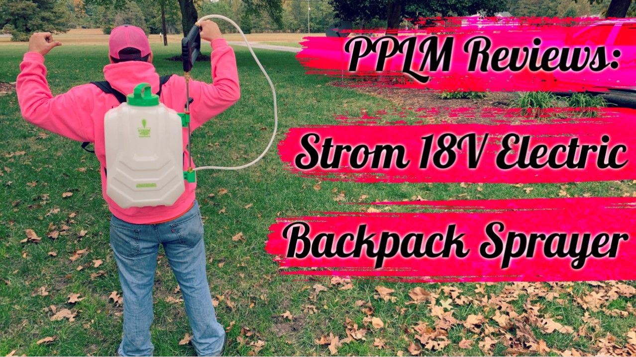 The Strom Battery Powered Backpack Sprayer Is A Great Tool For An Applicator To Have In Their Arsenal The Strom Electric Backpa Lawn Care Fescue Lawn Sprayers