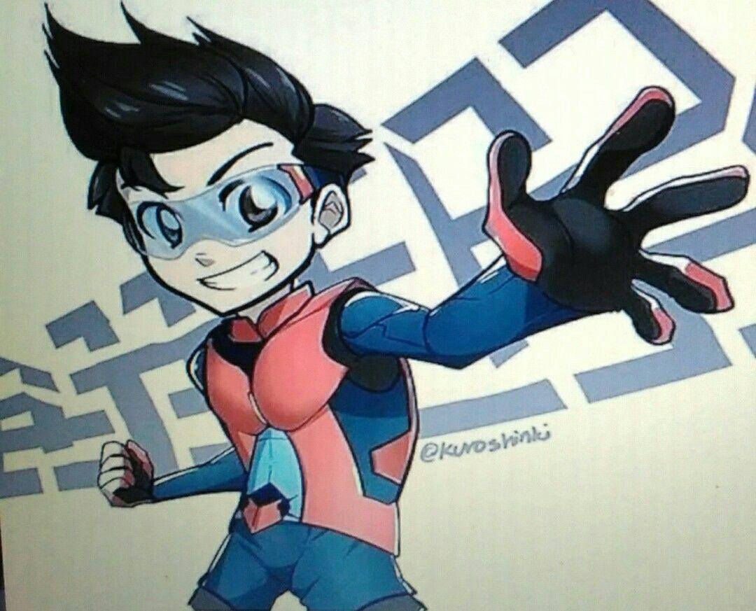 Pin By Adelia Putu On Ejen Ali Pinterest Anime