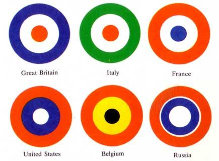 Italian National Markings