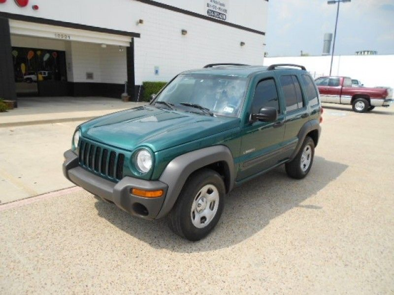2004 Jeep Liberty 4dr Sport Car dealer, Used cars, Jeep