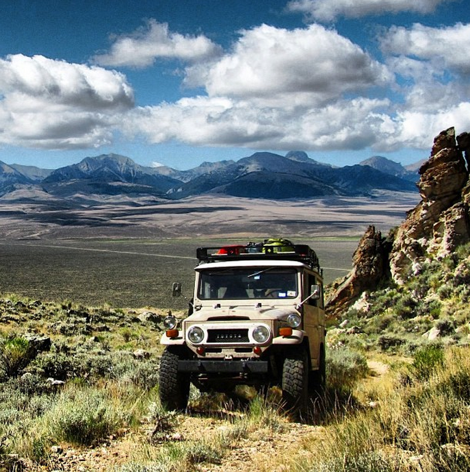 FJ40 Land Cruiser The Coolest Car of All Time  Toyota
