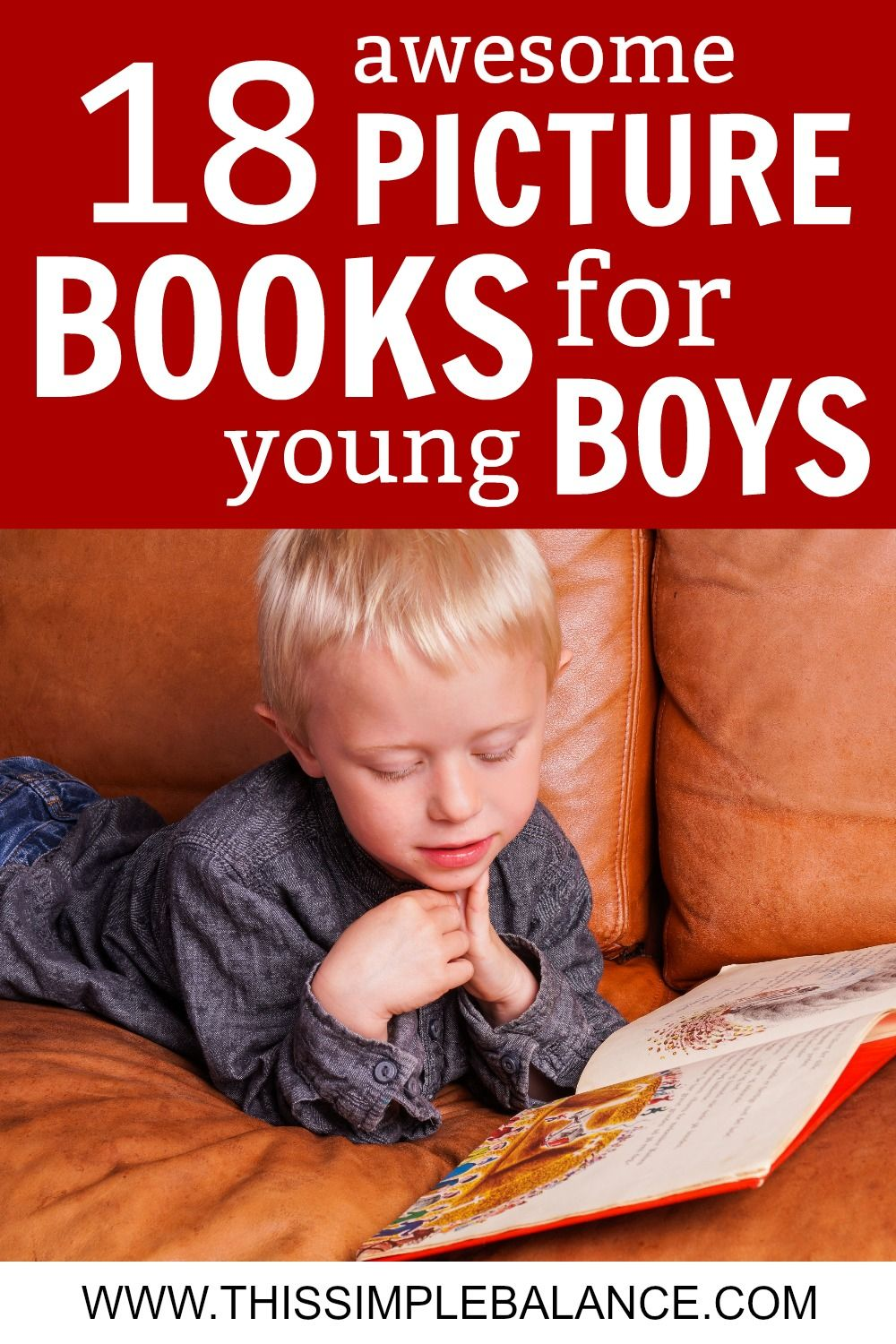 18 More Awesome Books for Boys (Ages 6-8 | Pinterest