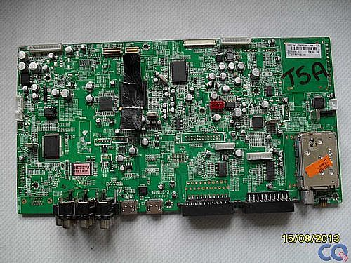 17MB26-3 V1 20436015 26453490 37 INCH LCD TV MAIN BOARD, Consumer Electronics on sale at CQout Online Auctions