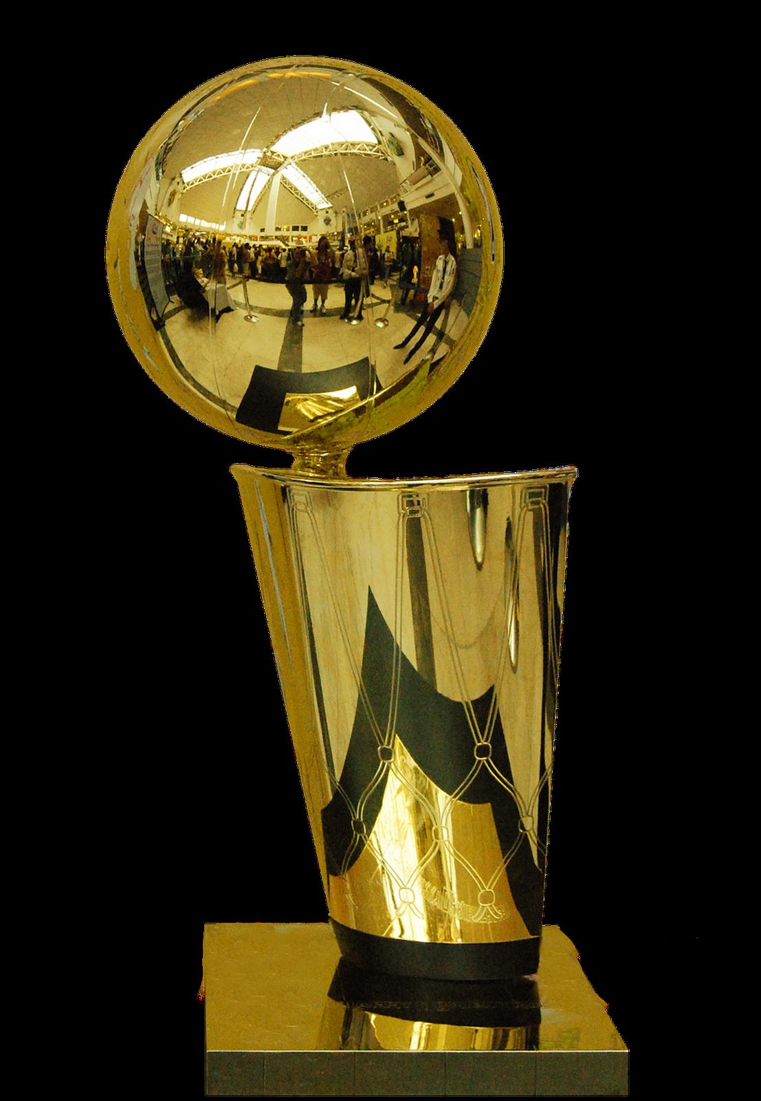 Troféu da NBA. | COŚ | Pinterest | Sports trophies, Nba championships and NBA