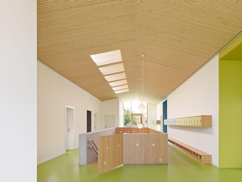 Architekten Heilbronn kita st franziskus heilbronn mattes riglewski architekten