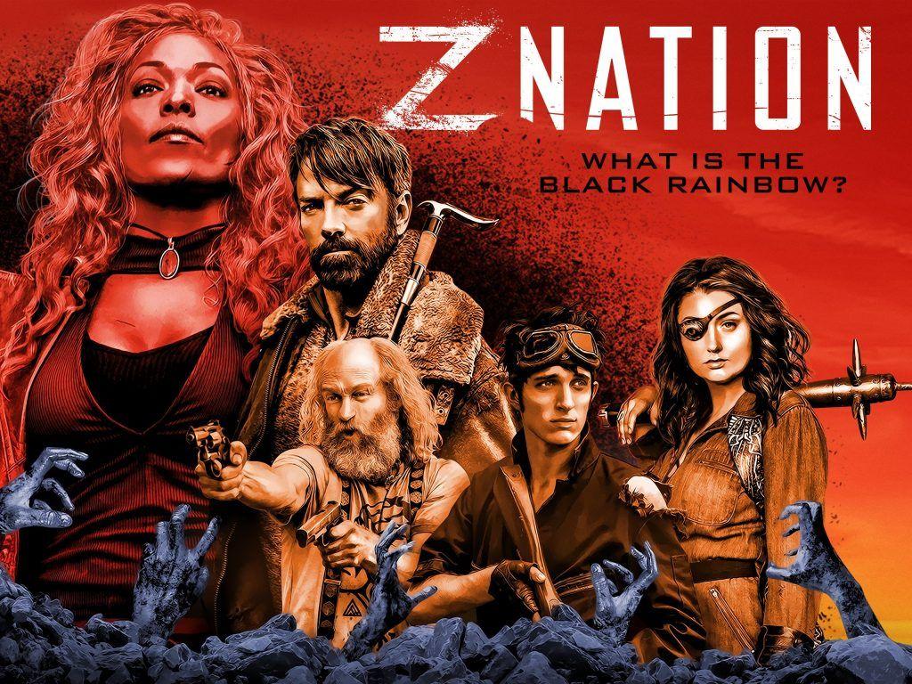 Las Mejores 5 Peliculas Series De Zombies Top5de Z Nation National Prime Video