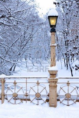 I Love Old Lamp Posts In The Snow Street Lamp Old Lamps