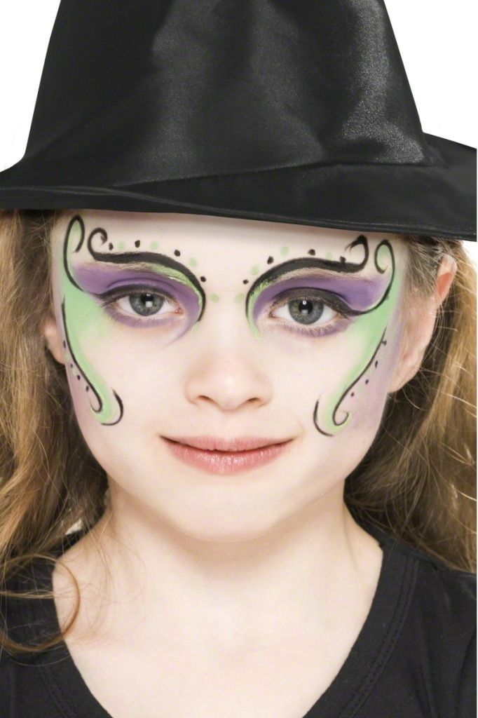 makeup+ideas+for+witch+costumes Witch Make-Up FX Halloween - maquillaje de bruja