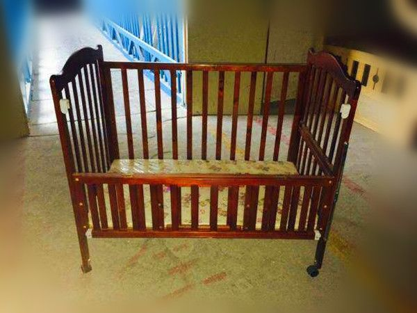 cheap wood baby cradle with matress, View cradle, Sampo Kingdom Product Details from Shenzhen Sampo Furniture Co., Ltd. on Alibaba.com