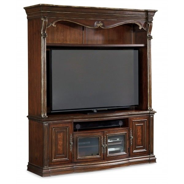 Grand Palais 2 Pc Entertainment Console From Hooker Furniture At California  Furniture Galleries