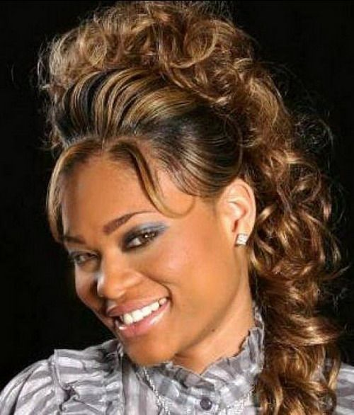 Black Hairstyles 2014 black hairstyles Black Updo Hairstyles 2014 For Long Hair