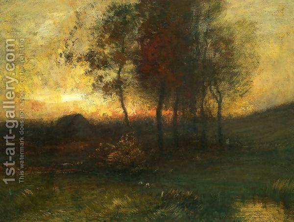 Autumnal Landscape Landscape Artwork Landscape Art Landscape Paintings