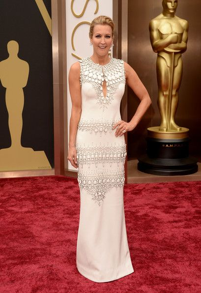 Lara Spencer Wardrobe Asymmetrical Dress