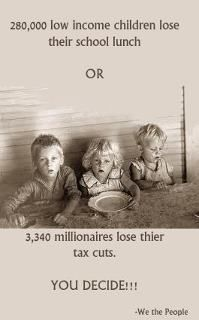 I know my answer. (yes, a no brainer....and the rich get richer and the poor get poorer.....)