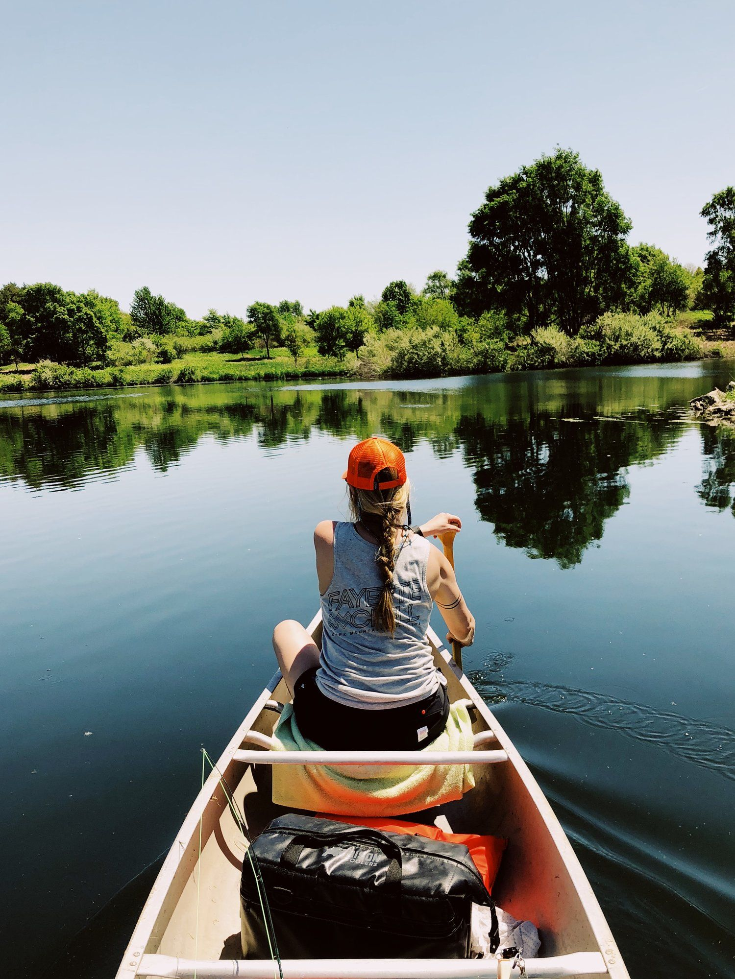 Camping and Canoeing Canoe, Camping, Boat