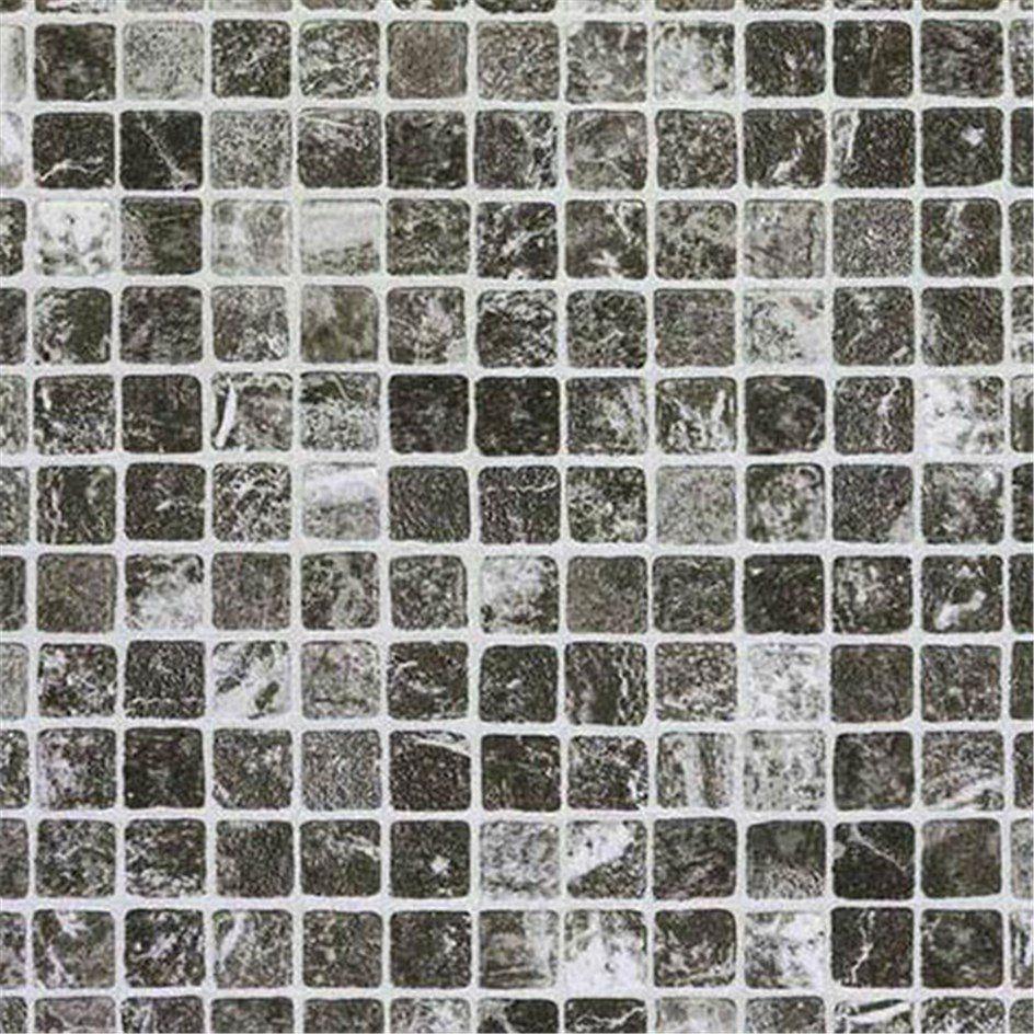 Inredning kakla på våtrumsmatta : VÃ¥trumsmatta Gerflor Gerbad Mozaic Panda | Panda