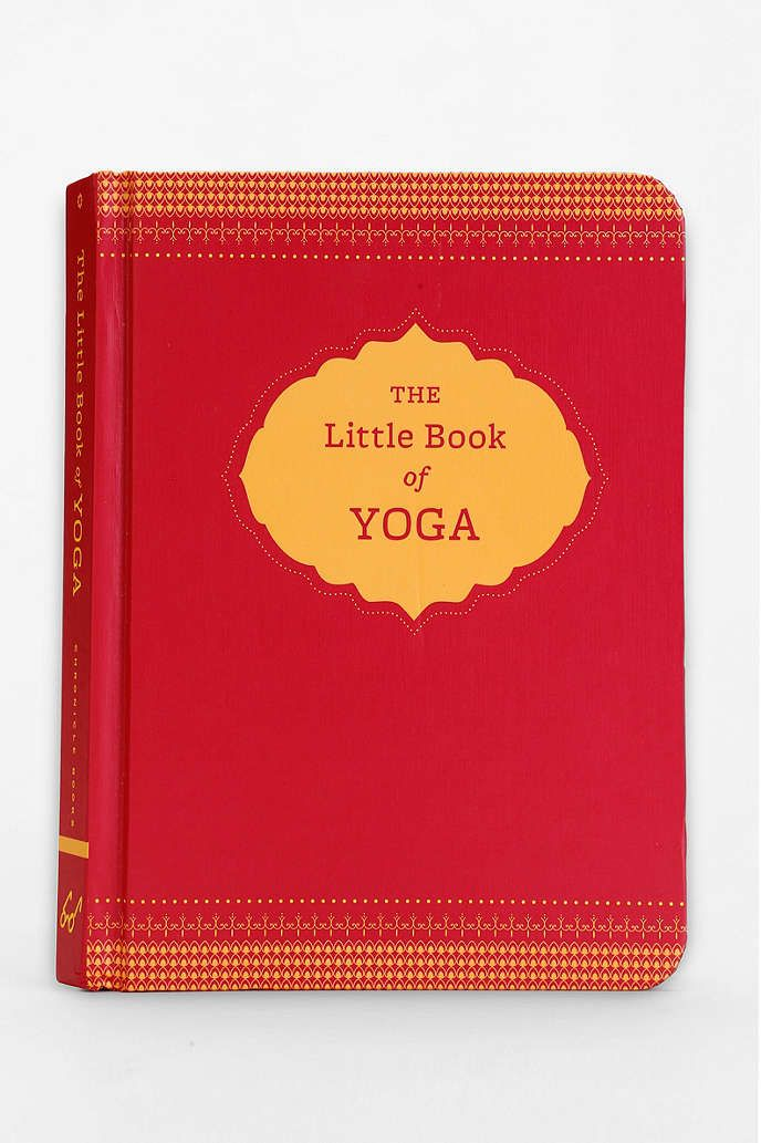 The Little Book Of Yoga By Nora Isaacs - Urban Outfitters