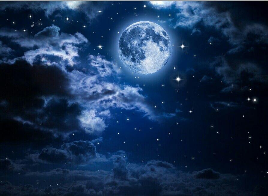 A Dreamers Moon Moonlight Feels Right Pinterest Moon Sky