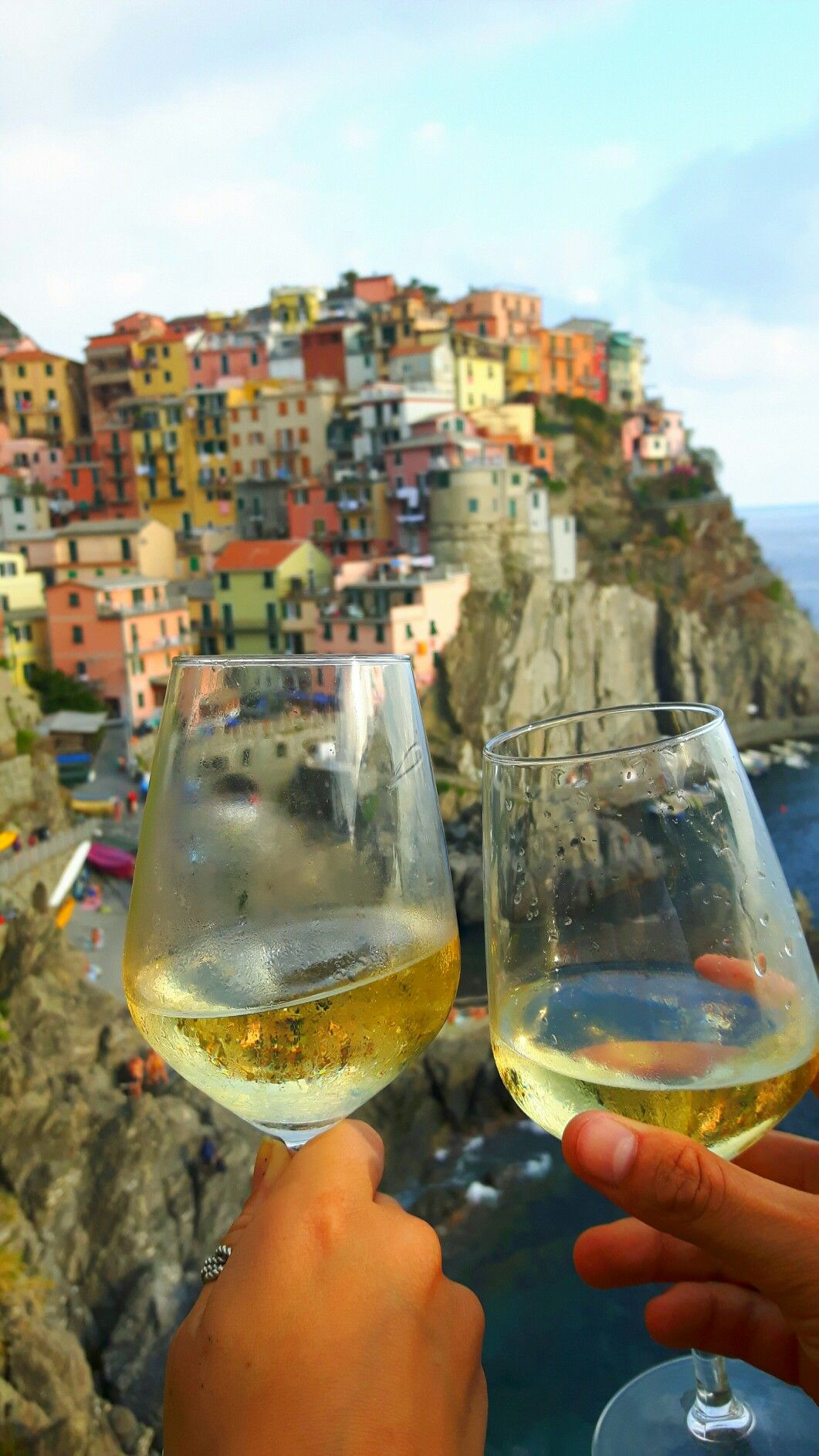 Manarola in love ❤ ITALY
