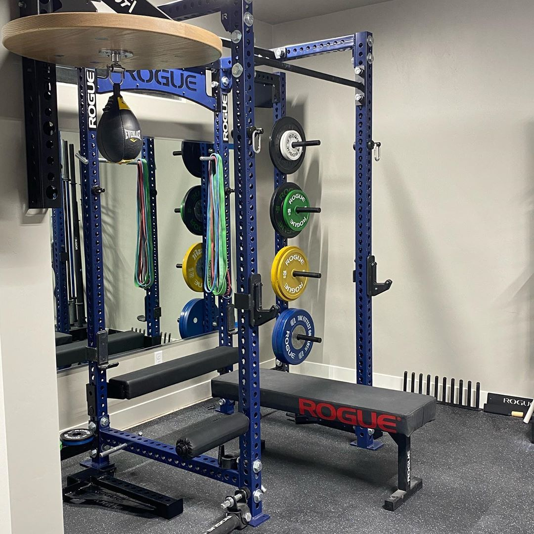 30+ Best Home Gym Ideas [Gym Equipment On A Budget] In