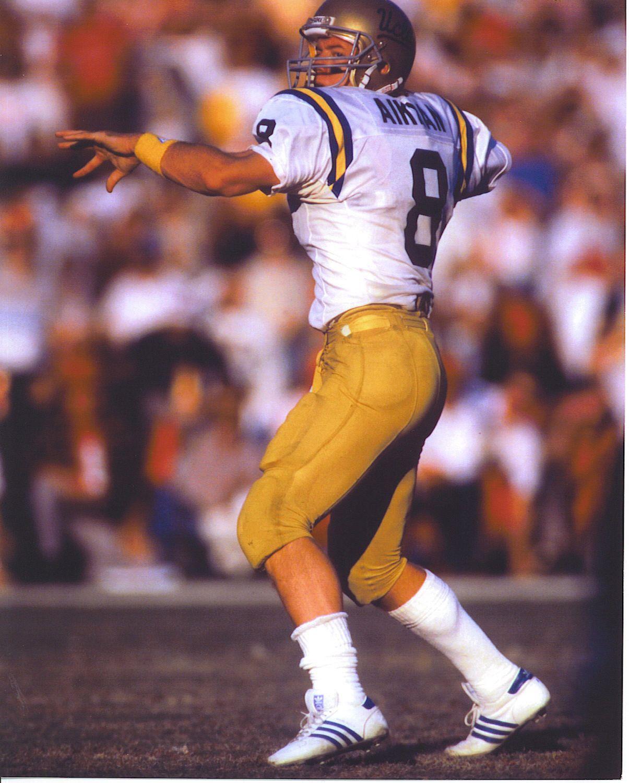 Troy Aikman UCLA Bruins Ucla bruins football, College