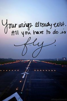 Image result for quote airplane landing | Travel quotes ...