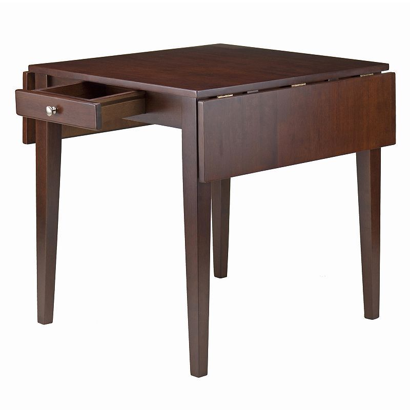 Winsome Hamilton Drop Leaf Dining Table