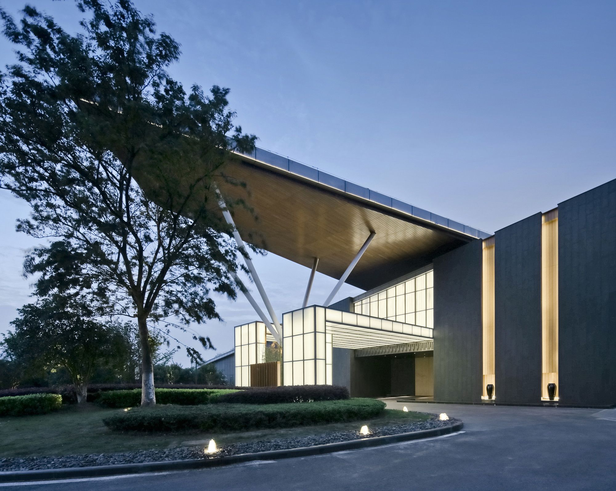 Gallery of jiahe boutique hotel shangai dushe for Accesos arquitectura