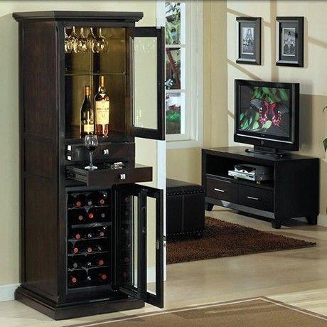 Wine Cooler Cabinet Furniture Foter Wine Bar Furniture