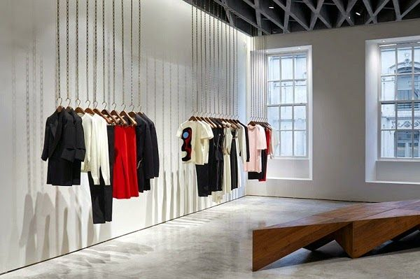 The Style Examiner: Victoria Beckham opens first store in London