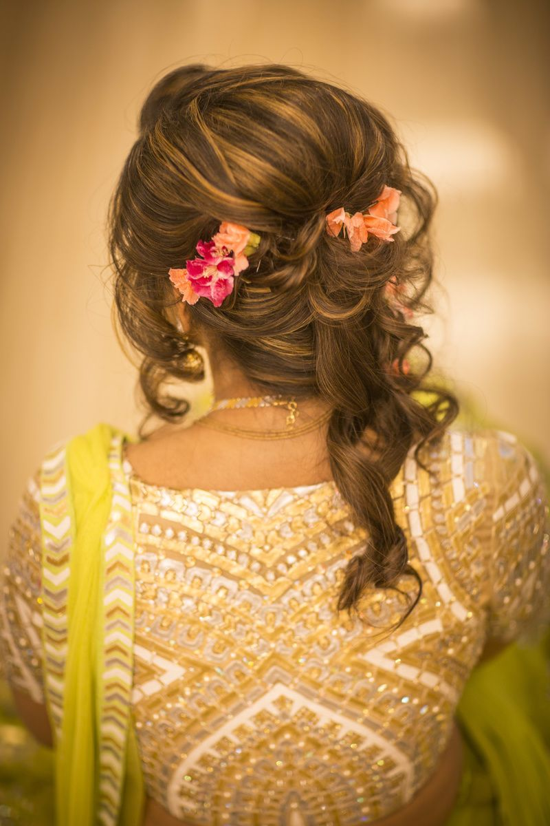 easy breezy beautiful hairstyles for the sister of the bride